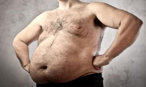 Obezita je zlá pre erekciu
