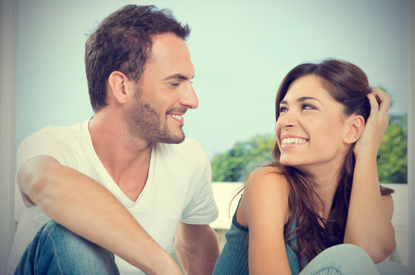 smiling-man-and-woman