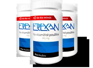 liek na erekciu - Erexan