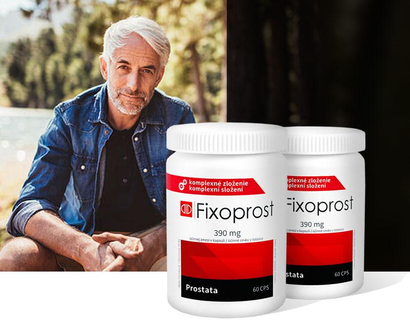 Lieky na prostatu Fixoprost