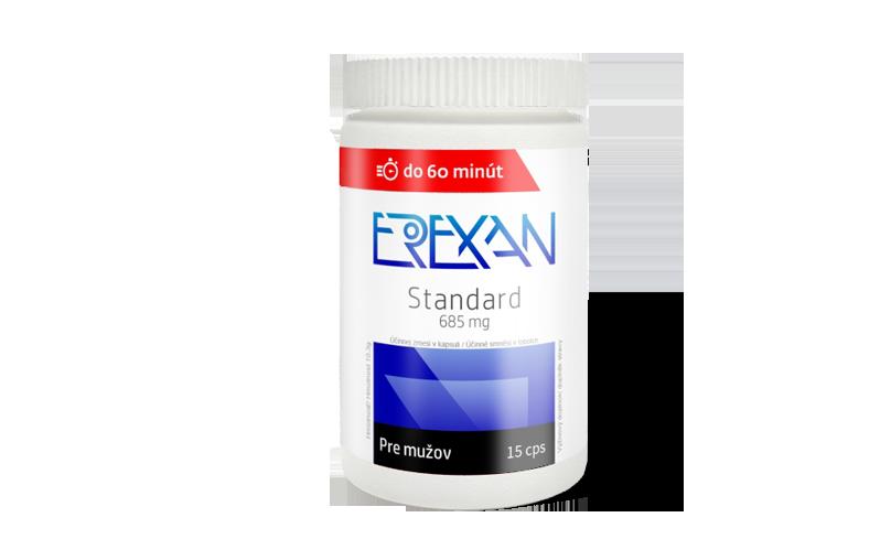 Erexan 685mg 15CPS