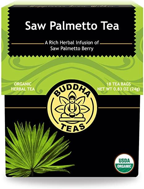 čaj z palmy plazivej