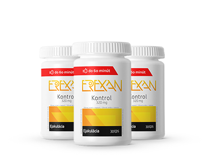 Výhodný balík 3x EREXAN Kontrol