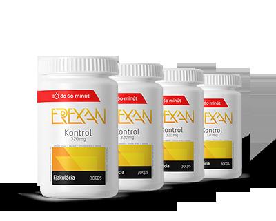 Výhodný balík 4x EREXAN Kontrol