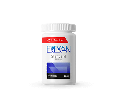 EREXAN Standard  15 kapsúl